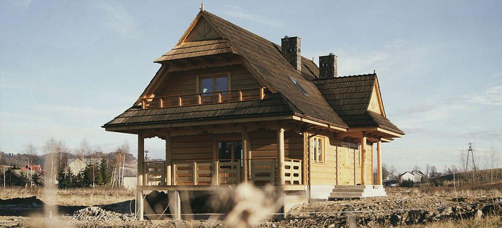 domy szkieletowe
